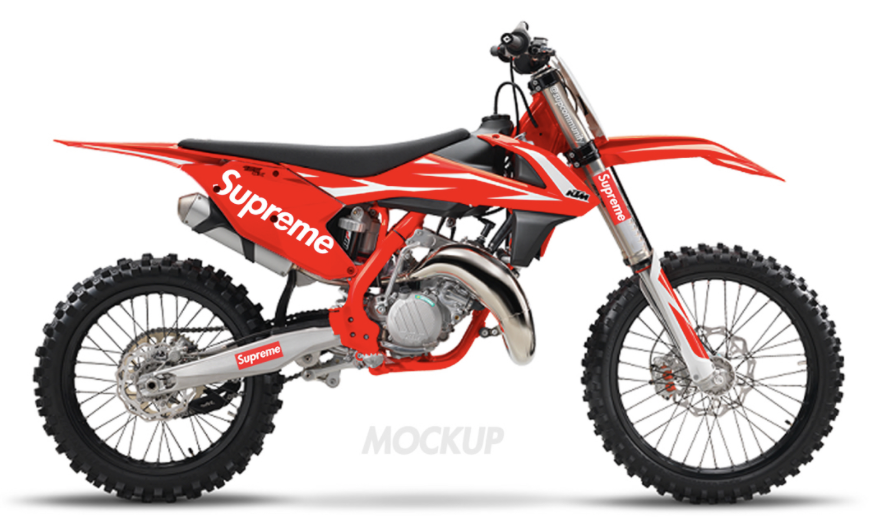 Supreme Fall/Winter 2019 Dirtbike