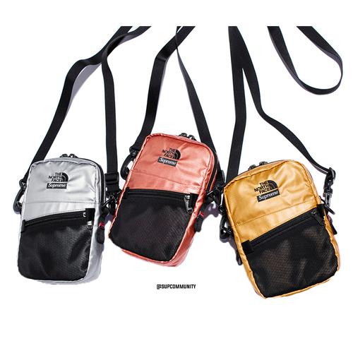Supreme®/The North Face® Metallic Shoulder Bag - Supreme / The North Face SS18 Collaboration