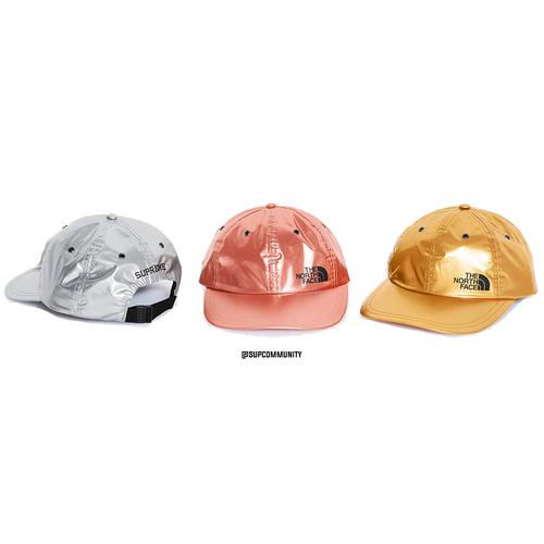 Supreme®/The North Face® Metallic 6-Panel - Supreme / The North Face SS18 Collaboration
