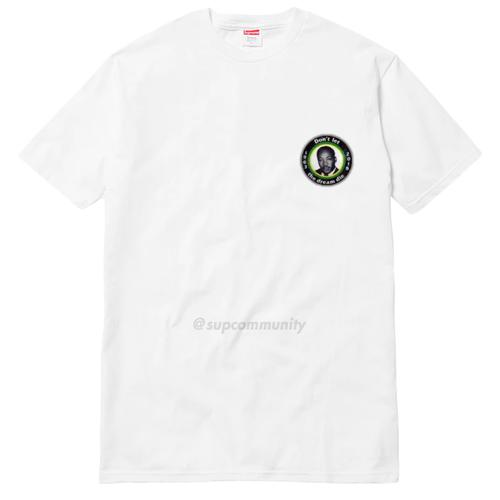 Dream Tee - All cotton classic Supreme t-shirt with printed graphic on front and back. <br><br> ©2018 Estate of Martin Luther King, Jr.