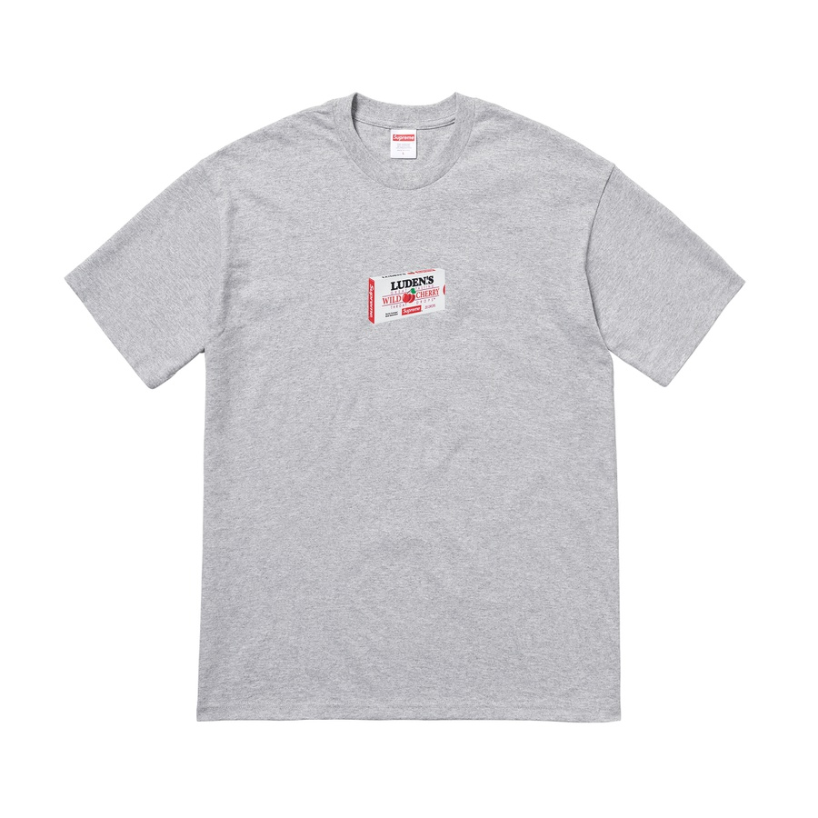 Luden's® Tee - All cotton classic Supreme t-shirt with printed graphic on front.