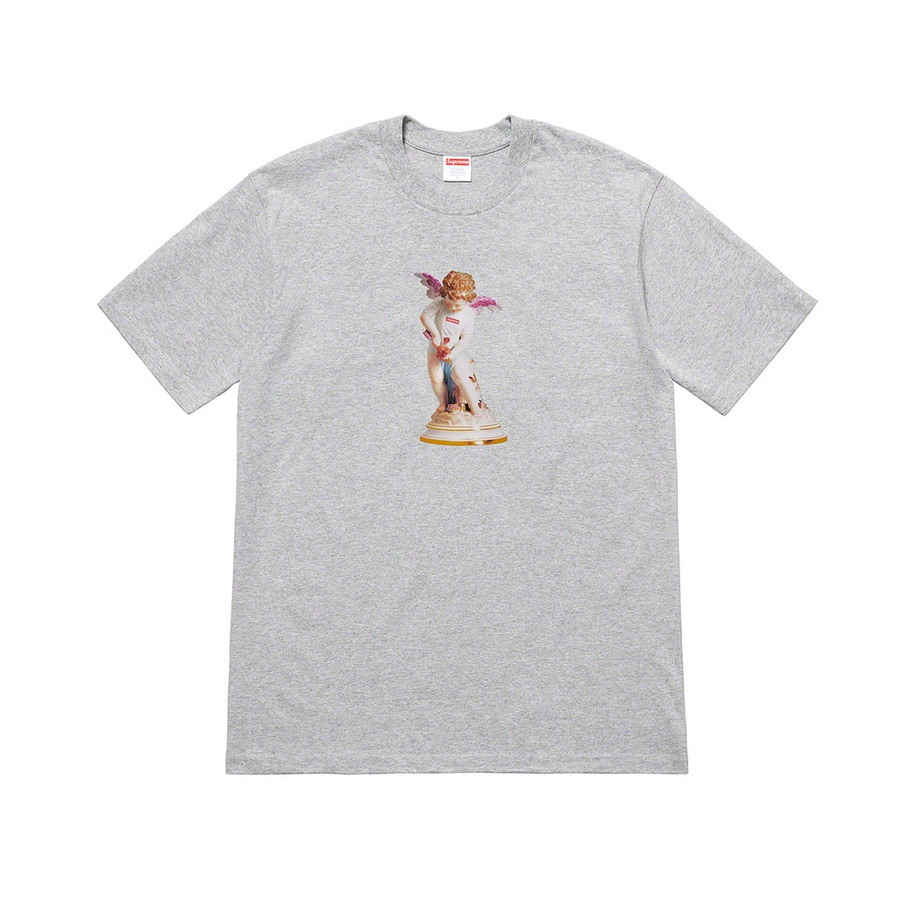 Cupid Tee - All cotton classic Supreme t-shirt with printed graphic on front.
