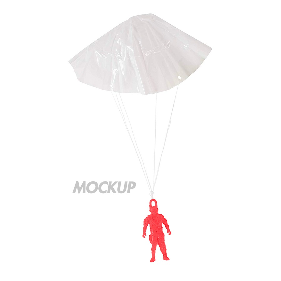 *FREE GIFT* Mini Army Paratrooper - Given for free with instore purchases and random on first weeks orders.