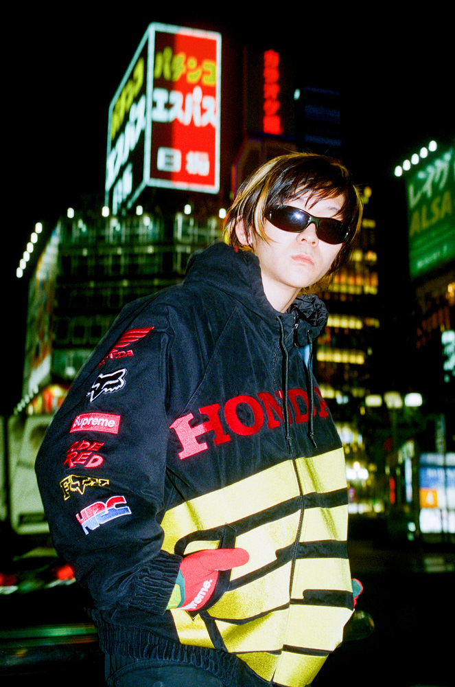 Supreme®/Honda®/Fox® Racing
