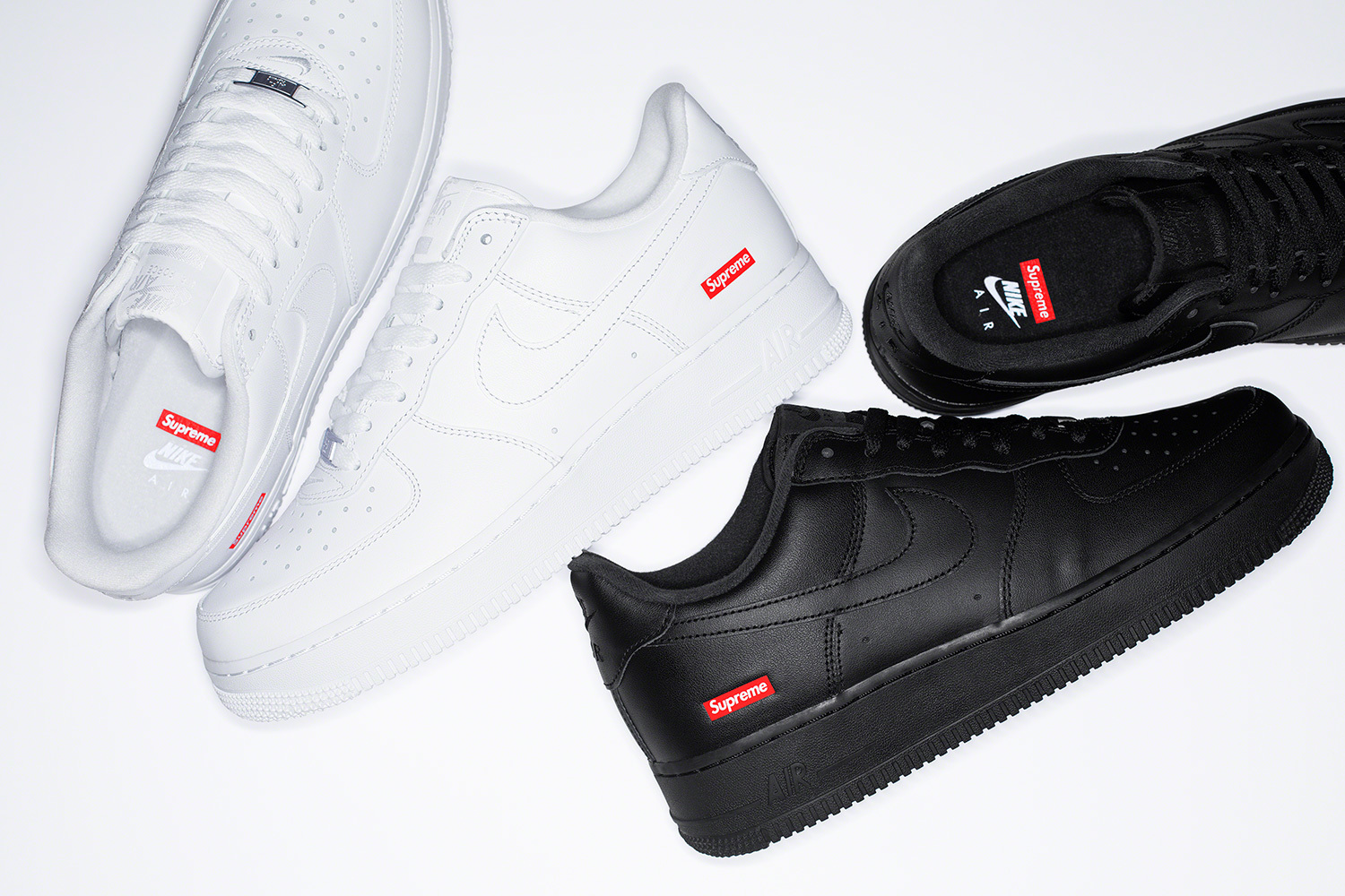 News Supreme®/Nike® Air Force 1 Low