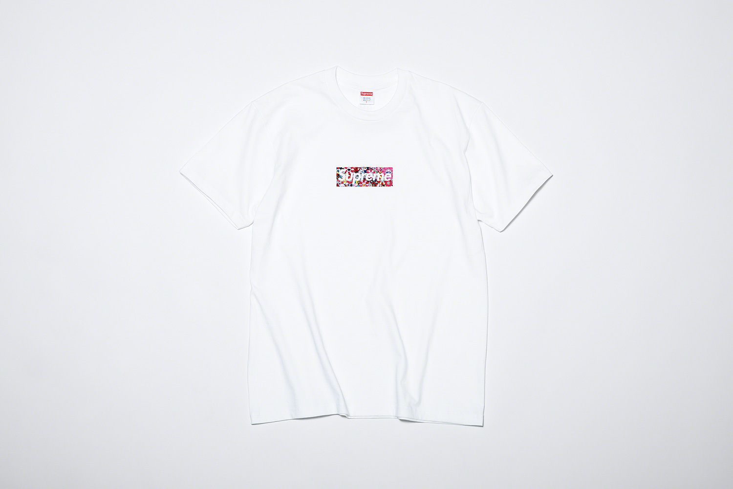 COVID-19 Relief Box Logo Tee