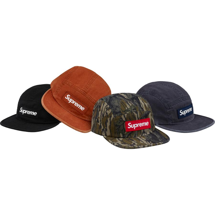 Military Camp Cap - All cotton Supreme camp cap.