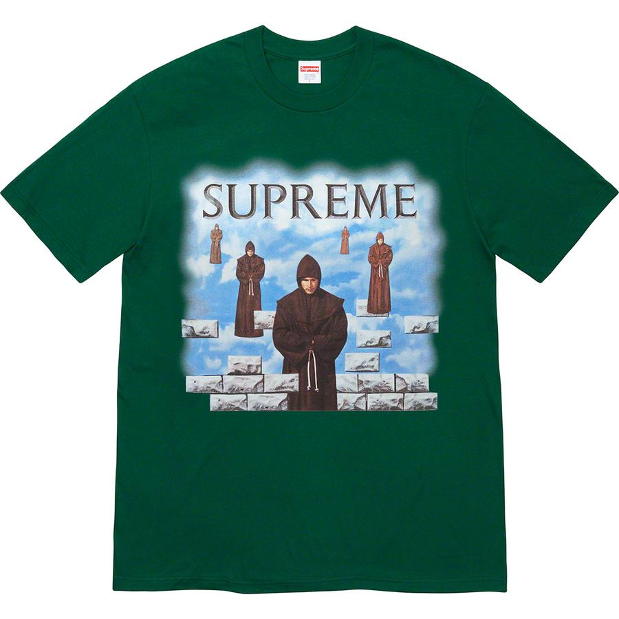Levitation Tee - All cotton classic Supreme t-shirt with printed graphic on front.