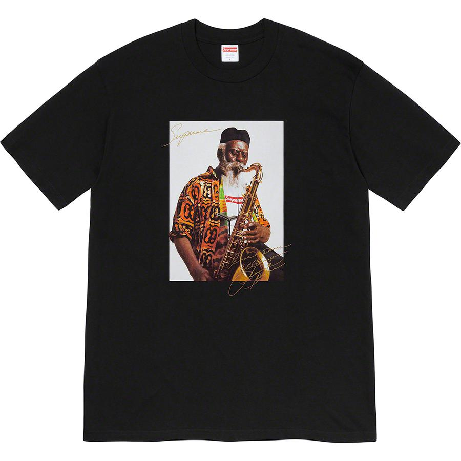 Pharoah Sanders Tee - All cotton classic Supreme t-shirt with printed graphics on front and back.